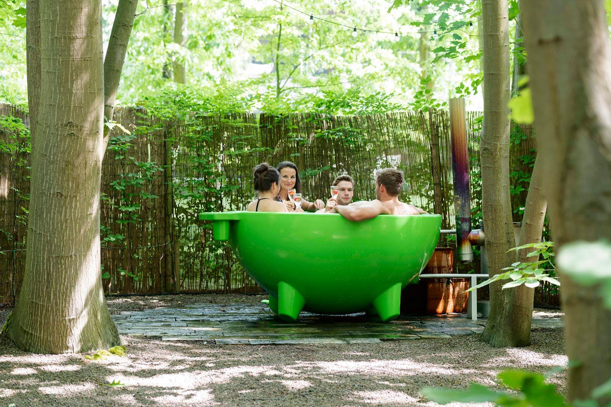 Forest Hot Tub